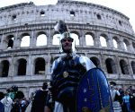 ITALY ROME FOUNDATION 2770TH ANNIVERSARY