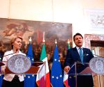 ITALY ROME EU COMMISSION PRESIDENT ELECT NEW PACT ON MIGRATION