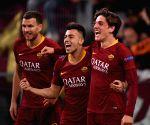 ITALY-ROME-SOCCER-UEFA CHAMPIONS LEAGUE-ROMA VS PORTO