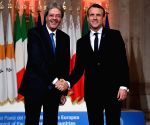 ITALY ROME SOUTHERN EU SUMMIT