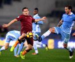 ITALY ROME ITALY CUP SEMIFINAL ROMA VS LAZIO