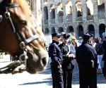 ITALY ROME SINO ITALIAN POLICE COLLABORATION