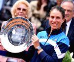 ITALY ROME TENNIS ITALIAN OPEN WOMEN FINAL