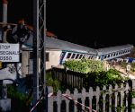 ITALY-TRAIN INCIDENT