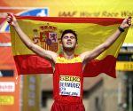 ITALY-ROME-IAAF WORLD RACE WALKING-10KM U20 MEN-FINAL