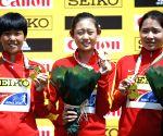 ITALY-ROME-IAAF WORLD RACE WALKING-10KM U20 WOMEN-FINAL