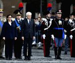 ITALY-ROME-NATIONAL UNITY AND ARMED FORCES DAY-CELEBRATION