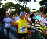 ITALY-ROME-WORLD FOOD DAY-ZERO HUNGER RUN
