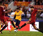 ITALY ROME SOCCER UEFA UCL ROMA VS ATLETICO