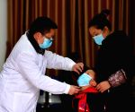 WHO identifies novel coronavirus as 'high risk'
