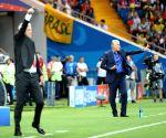 RUSSIA ROSTOV ON DON 2018 WORLD CUP GROUP E BRAZIL VS SWITZERLAND