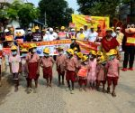 Rotary Club of Patna takes out awareness rally on World Polio Day