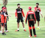 Practice session - RCB