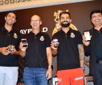 Royal Challengers Bangalore launches team's mobile app