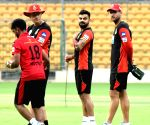 Royal Challengers Bangalore - practice session