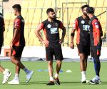 RCB - practice session