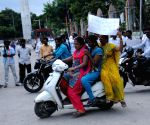 RTC employees' protest rally