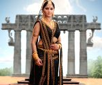 Rudrama Devi's new look for new year