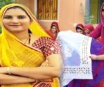 Ruma Devi from Barmer who stitched her luck with handmade talent