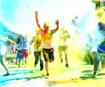 CHINA HUNAN COLOR RUN
