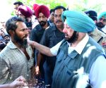 Punjab CM announces Rs 100 crore for flood-hit areas