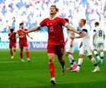 Russia edge out Finland 1-0 for first win in Euro 2020