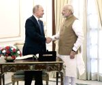 Russia confers highest Order on Modi