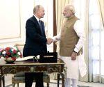 Free Photo: Russia announces highest Order for Modi