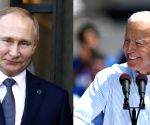 Biden says confident of meeting Putin in June
