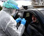 Russia's coronavirus cases near 400,000
