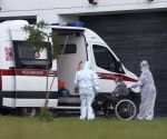 Russia reports all-time high daily Covid-19 cases