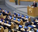 Russia's ruling party retains majority in State Duma
