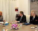 Russian Ambassador meets Rajnath Singh
