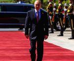 Putin visits Turkey to inaugurate undersea gas pipeline