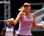 Madrid (Spain) : WTA Madrid Open Women's Singles - Christina McHale vs Maria Sharapova