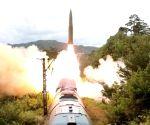 S.Korea, US envoys discuss N.Korea missile launch