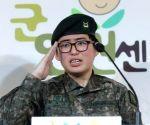 S.Korean military ordered to drop appeal plan against transgender soldier ruling