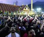 Sabarimala review to wait till larger SC bench decision