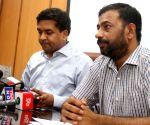 Kapil Mishra's press conference