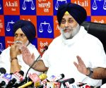 Amarinder compromised interests of Punjab: Sukhbir Badal