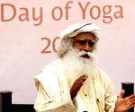 Sadhguru Jaggi Vasudev's Yoga Camp