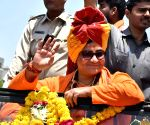Proud of Babri Masjid demolition: Pragya Thakur