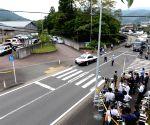 JAPAN SAGAMIHARA ATTACK
