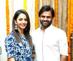 Sai Dharam Tej's Gopichand Malineni Movie Launch