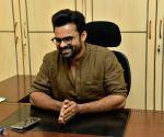Sai Dharam Tej Interview Stills