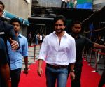 "Saif Ali Khan at a press meet of movie ""Love Aaj Kal"" at PVR, in Mumbai."