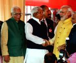 Pre-wedding bash of Mulayam Singh Yadav's grandnephew - PM Modi