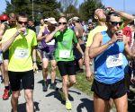 ESTONIA-SAKU-BEER MILE RUN