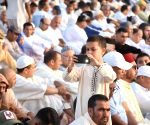 MOROCCO SALE EID AL ADHA PRAYER