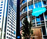 Salesforce to reopen US headquarters in May